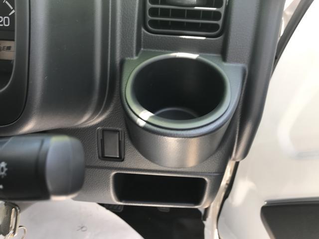 届出済未使用車 メーカー保証付 エアコン 5MT(18枚目)