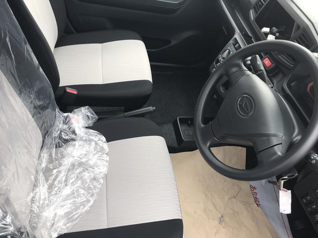 ダイハツ ミライース L SAIII 届出済未使用車 メーカー保証付