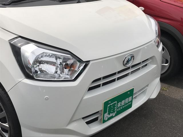 L SAIII 届出済未使用車 メーカー保証付 衝突被害軽減(4枚目)