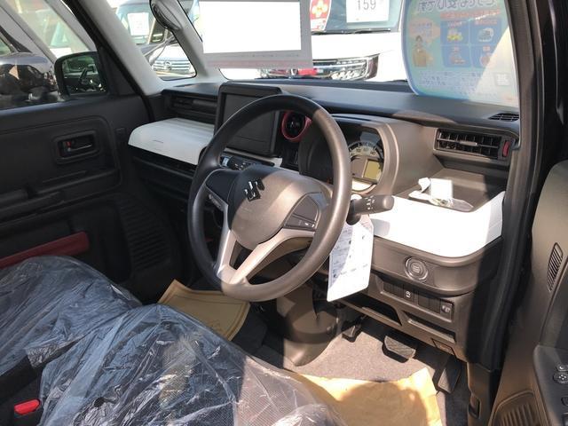 ハイブリッドG 届出済未使用車 メーカー保証付 CVT AC(11枚目)