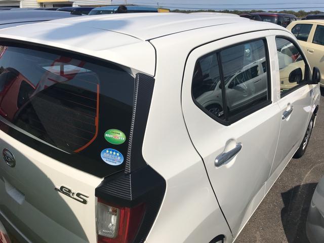 L SAIII 届出済未使用車 メーカー保証付 衝突被害軽減(7枚目)