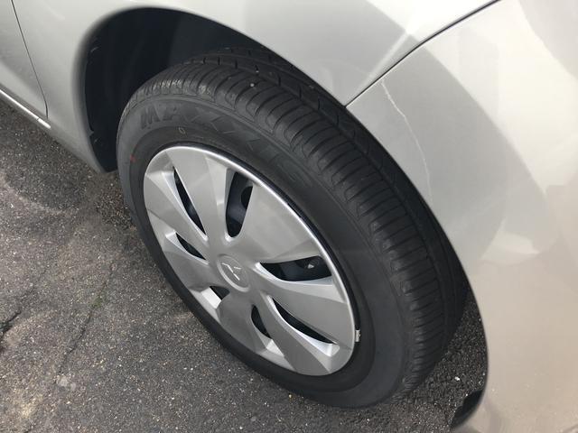 E 届出済未使用車 メーカー保証付 ベンチシート ETC(5枚目)