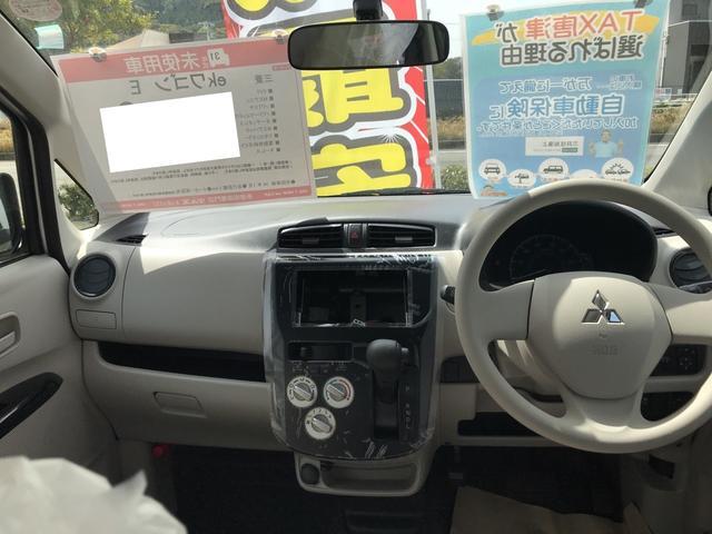 E 届出済未使用車 メーカー保証付 ベンチシート ETC(19枚目)