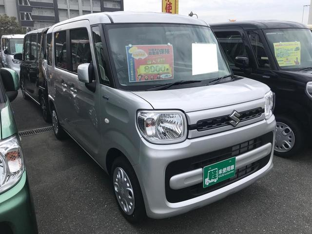 「スズキ」「スペーシア」「コンパクトカー」「佐賀県」の中古車3