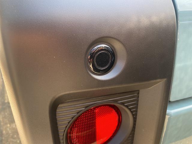 X 届出済未使用車 サンルーフ 衝突被害軽減システム レイクブルーメタリック CVT AC(19枚目)
