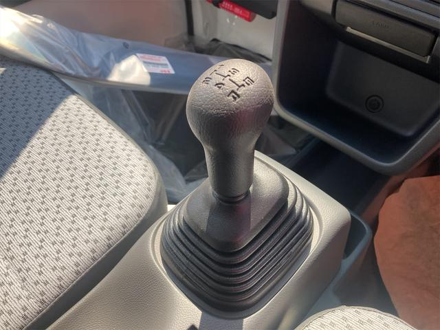 KC 軽トラック ESC エアコン パワーステアリング 運転席エアバッグ 助手席エアバッグ(6枚目)
