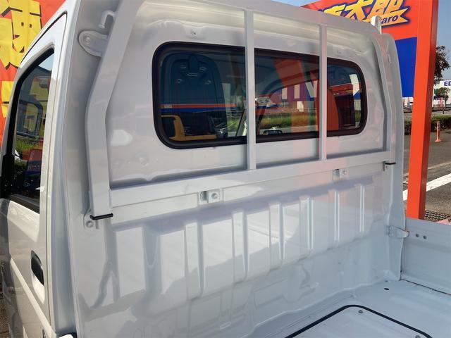 KC 軽トラック ESC エアコン パワーステアリング 運転席エアバッグ 助手席エアバッグ(19枚目)