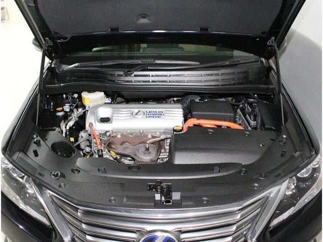 HS250h バージョンC フルセグ付HDDナビ 革シート(5枚目)