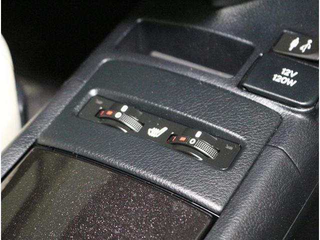 HS250h バージョンC フルセグ付HDDナビ 革シート(11枚目)