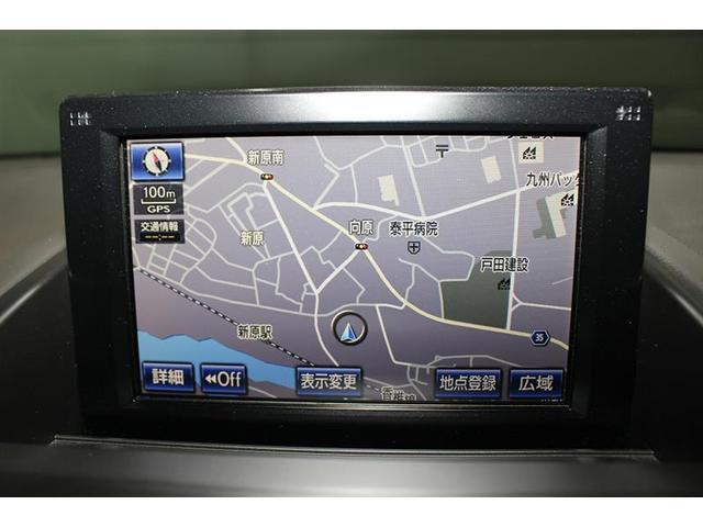 HS250h バージョンL フルセグ付HDDナビ ETC(4枚目)