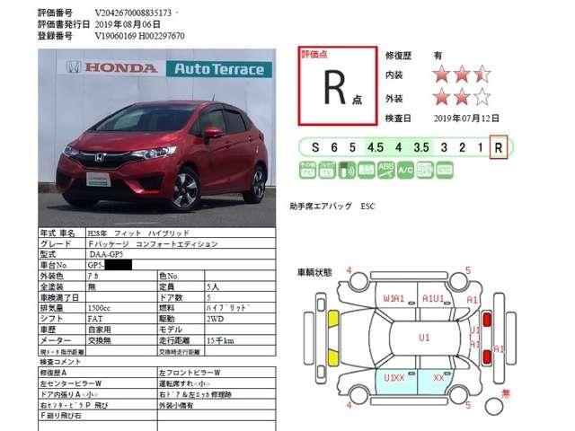 「ホンダ」「フィット」「コンパクトカー」「福岡県」の中古車11