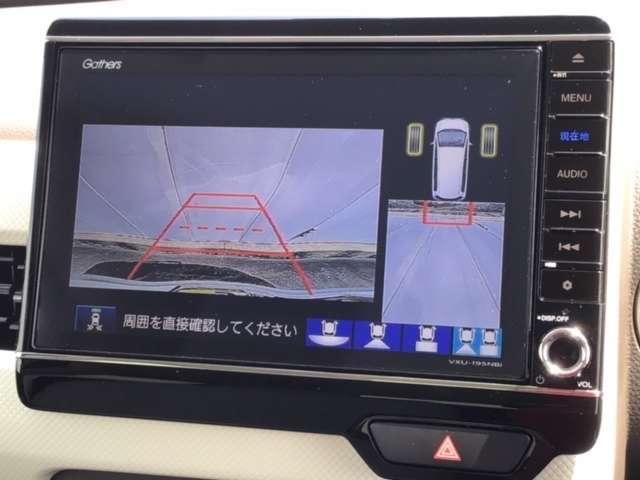 Lホンダセンシング 純正メモリーナビ リアカメラ クルコン(12枚目)