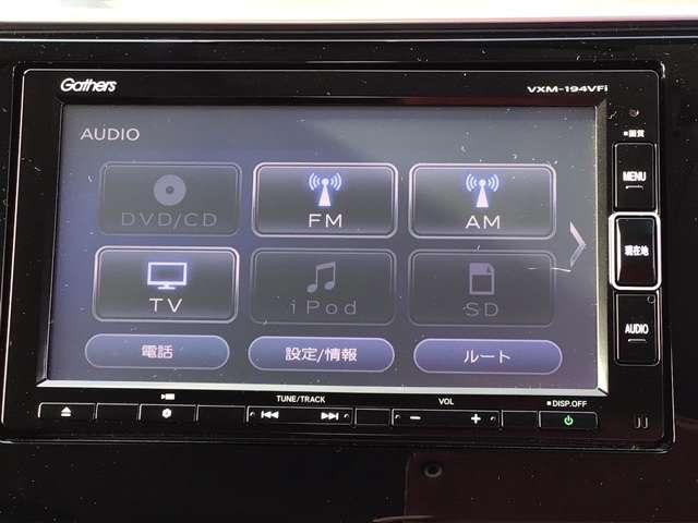 13G・L ホンダセンシング 純正メモリーナビ リアカメラ クルコン(11枚目)