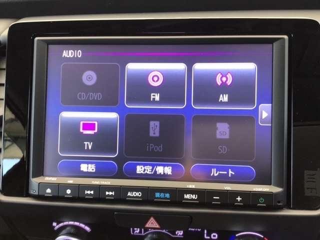 e:HEVホーム ホンダ純正メモリーナビ フルセグテレビ(11枚目)