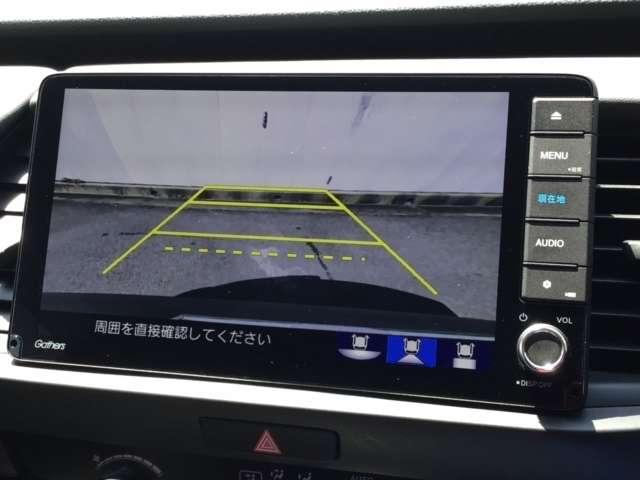 e:HEVホーム 純正メモリーナビ リアカメラ ETC(12枚目)