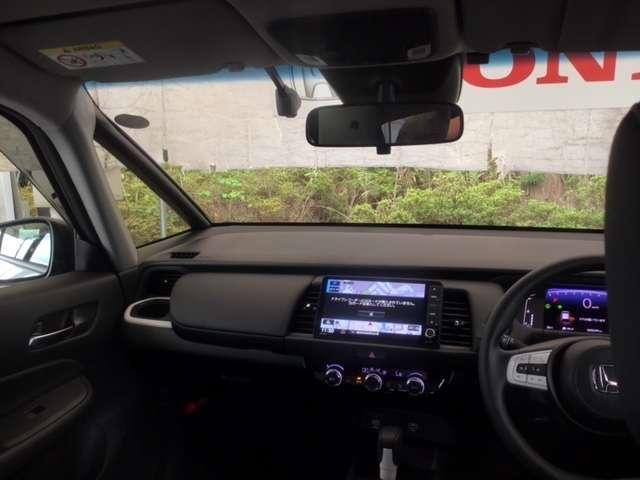 ホーム ホンダ純正メモリーナビ フルセグTV Bカメラ ETC クルコン スマートキー フルセグ LEDヘッドライト 衝突被害軽減(4枚目)