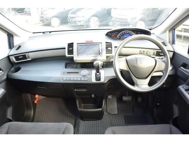 ホンダ フリード Xサイドリフトアップシート 福祉車両HDDナビETCキーレス