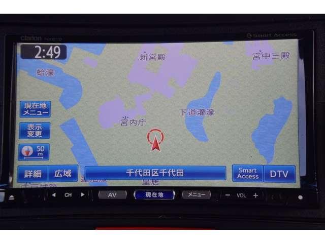 ホンダ N BOXカスタム G ターボSSパッケージ 社外メモリーナビETCリアカメラ