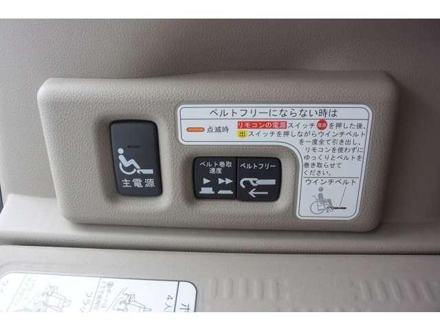 G・Lパッケージ 福祉車両あんしんPKG社外メモリーナビET(17枚目)