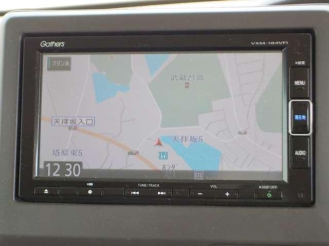 G・Lホンダセンシング メモリーナビETCリアカメラLEDヘッドライト(4枚目)