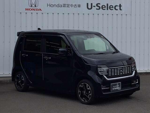 「ホンダ」「N-WGNカスタム」「コンパクトカー」「福岡県」の中古車5