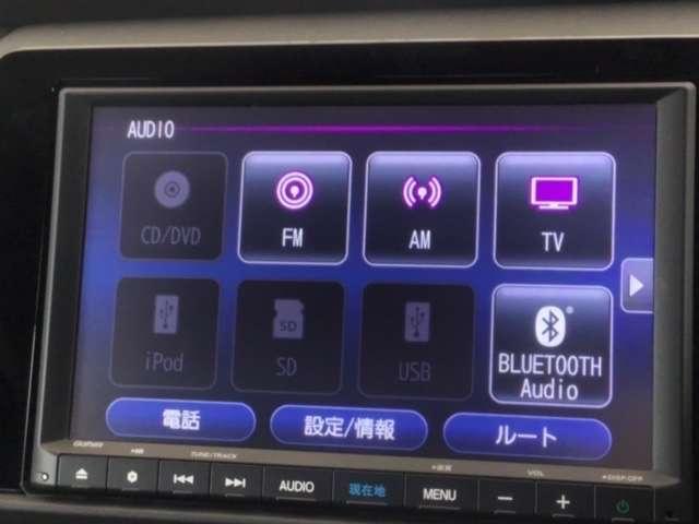 リュクス ホンダ純正メモリーナビ フルセグTV(11枚目)