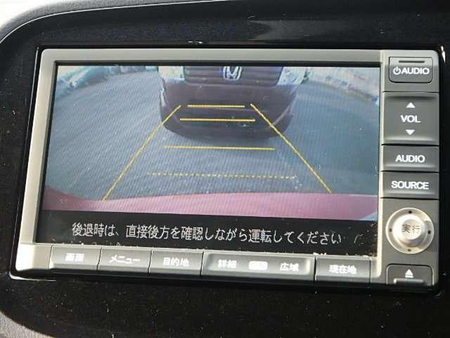 ホンダ インサイト G 純正HDDナビ リアカメラ ETC