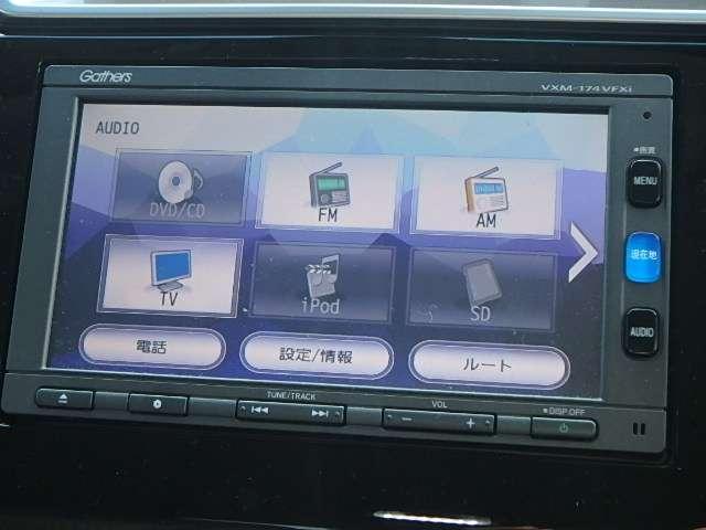 ホンダ フィット 13G・Lパッケージ ファインエディション 純正メモリーナビ