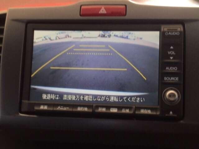 フレックスi エアロ 純正HDDナビ ワンセグ リアカメラ(10枚目)