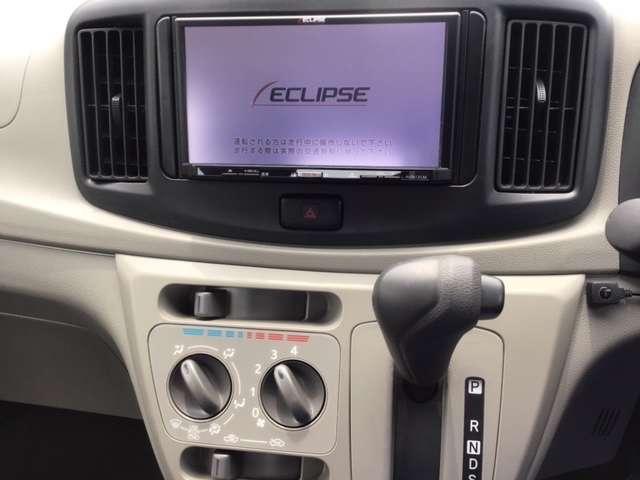 L SA メモリーナビ ワンセグTV 衝突軽減装置 横滑防止 エコアイドル エアコン キーレス ABS パワステ パワーウィンドー CD再生 ETC車載器 Wエアバッグ(3枚目)