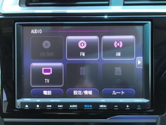 L ホンダセンシング ホンダ純正メモリーナビ フルセグTV LEDヘッド サイドSRS メモリナビ 衝突被害軽減装置 Bモニ 地デジ DVD再生 オートクルーズ CD ナビTV ETC キーレス アイドリングストップ(11枚目)