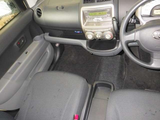 トヨタ パッソ X デュアルサイズCDコンポ ETC HID アルミ