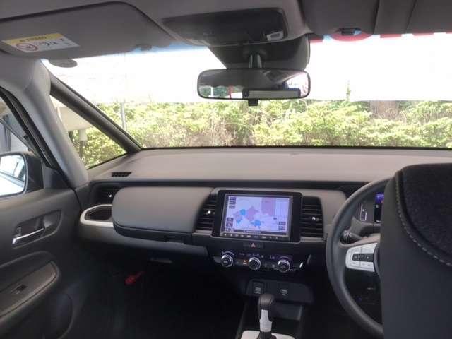 ホーム ホンダ純正メモリーナビ フルセグTV Bカメラ ETC クルーズコントロール スマートキー LEDヘッドライト 衝突被害軽減ブレーキ クリアランスソナー Wエアバック サイドエアバッグ(4枚目)
