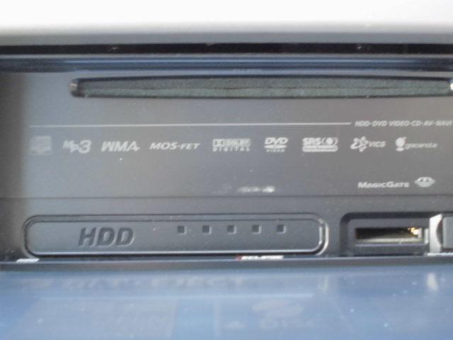 HDDナビでミュージックキャッチャー対応。