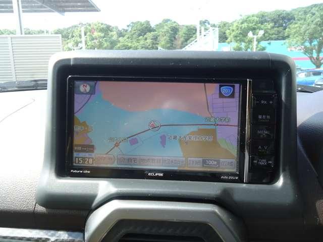 ローブ 660 フルセグTV ナビ アルミ(9枚目)