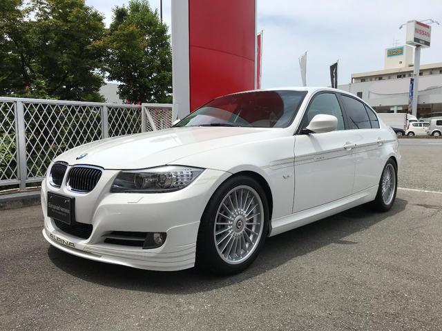 BMWアルピナ アルピナ B3 ビターボ リムジン ディーラー車 茶革Pシート ドラレコ