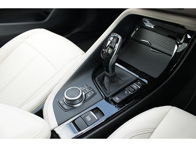 xDrive 18d xライン パノラマガラスサンルーフ オイスターレザー 19インチホイール LEDヘッドライト アクティブクルーズコントロール i-Driveナビゲーション バックカメラ USB/Bluetoothオーディオ 衝突警告ブレーキ(20枚目)