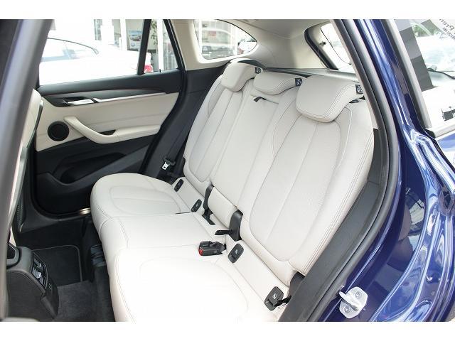 xDrive 18d xライン パノラマガラスサンルーフ オイスターレザー 19インチホイール LEDヘッドライト アクティブクルーズコントロール i-Driveナビゲーション バックカメラ USB/Bluetoothオーディオ 衝突警告ブレーキ(34枚目)