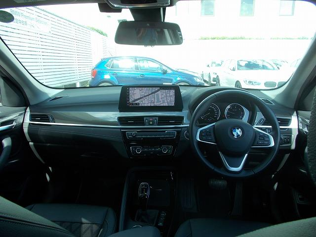 xDrive18d xライン 衝突軽減ブレーキ バックカメラ コンフォートP  LEDヘッドライト アクティブクルーズコントロール i-Driveナビゲーション バックカメラ USB/Bluetoothオーディオ(23枚目)