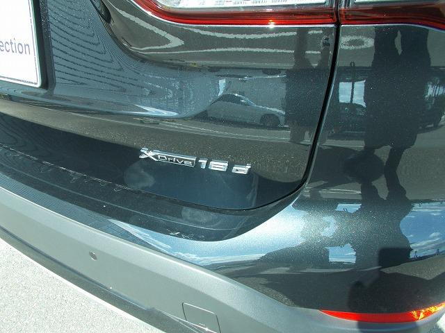 xDrive18d xライン 衝突軽減ブレーキ バックカメラ コンフォートP  LEDヘッドライト アクティブクルーズコントロール i-Driveナビゲーション バックカメラ USB/Bluetoothオーディオ(36枚目)