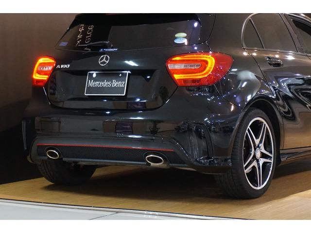 メルセデス・ベンツ M・ベンツ A180 スポーツ ナイトP レーダーSP 認定中古車