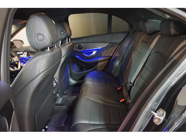 C200 ローレウスエディション C200ローレウス スポーツP レーダー 正規認定中古車(16枚目)