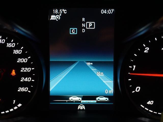 C220dアバンギャルド C220dAVG AMGライン レーダーSP 1オーナー(11枚目)