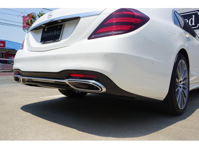 S450エクスクルーシブ スポーツリミテッド 認定中古車保証2年付き 元デモカー AMGライン パノラミックスライディングルーフ スポーツリミテッド(18枚目)