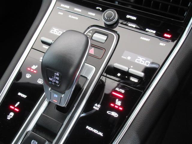 4S ACC パノラマサンルーフ PanameraDesign20インチアルミホイール 前後パーキングアシストセンサー レーンキープアシスト コンフォートアクセス ブラックレザーシート 全席シートヒーター(10枚目)