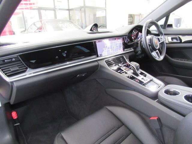 ベースグレード ディーラー車 5人乗 スポーツクノパッケージ ソフトクローズドア ACC スポーツテールパイプ PASM LEDヘッドライト サラウンドビューモニター 純正19AW ブラックレザーシート(4枚目)