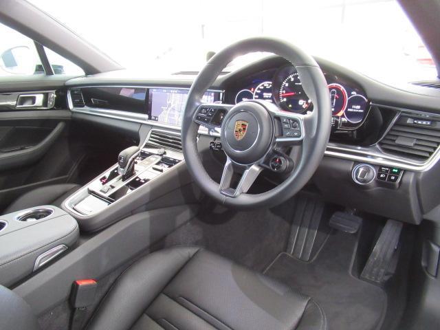 ベースグレード ディーラー車 5人乗 スポーツクノパッケージ ソフトクローズドア ACC スポーツテールパイプ PASM LEDヘッドライト サラウンドビューモニター 純正19AW ブラックレザーシート(19枚目)
