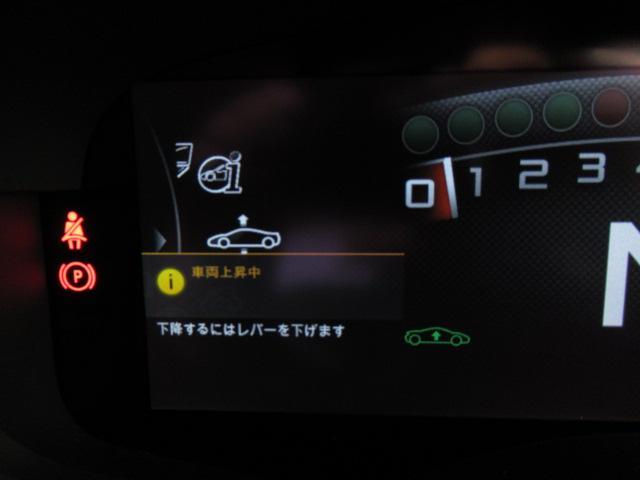 ベースグレード 1オーナー ディーラー車 右ハンドル サーキット未走行車両 MOSカーボンルーフスコープ ソフトクローズドア フロントリフティング アルカンターラLTインテリア グロスブラックアルミホイール(11枚目)