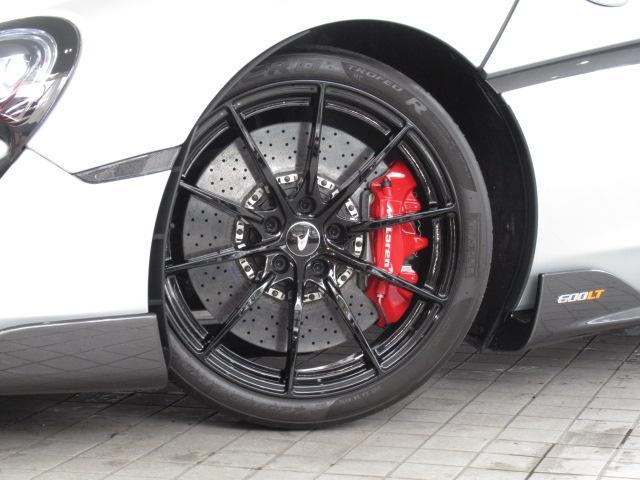 ベースグレード 1オーナー ディーラー車 右ハンドル サーキット未走行車両 MOSカーボンルーフスコープ ソフトクローズドア フロントリフティング アルカンターラLTインテリア グロスブラックアルミホイール(35枚目)
