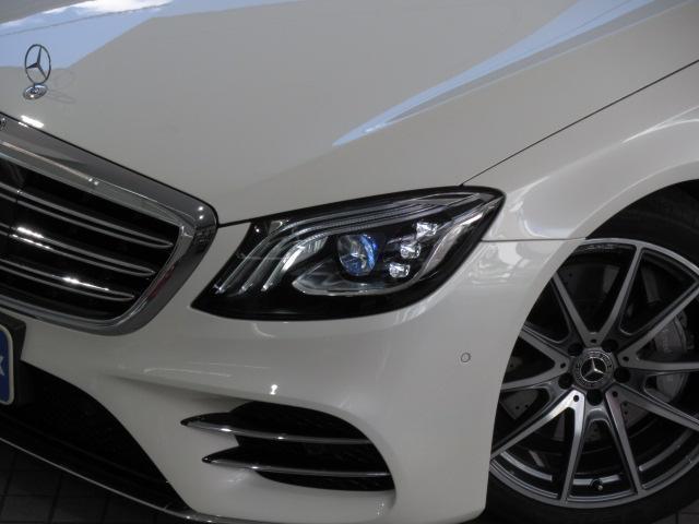 S450エクスクルーシブ AMGライン AMGLine+ 右ハンドル パノラマサンルーフ AMG20インチAW ソフトクローズドア レーダーセーフティパッケージ ウッドコンビステアリング ベンチレーション シートヒーター LEDライト(33枚目)
